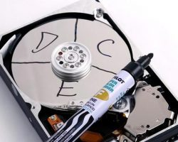 How to recover damage partition
