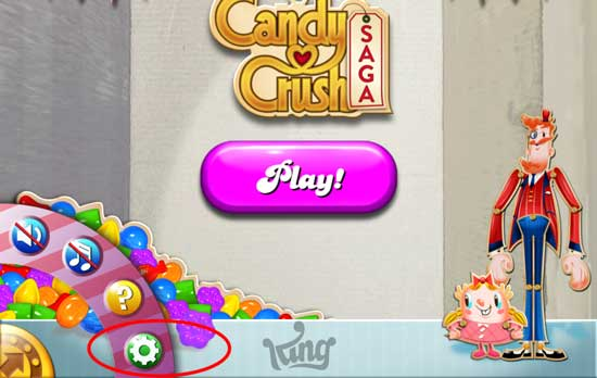 Samsung galaxy ace candy crush saga not compatible? - I