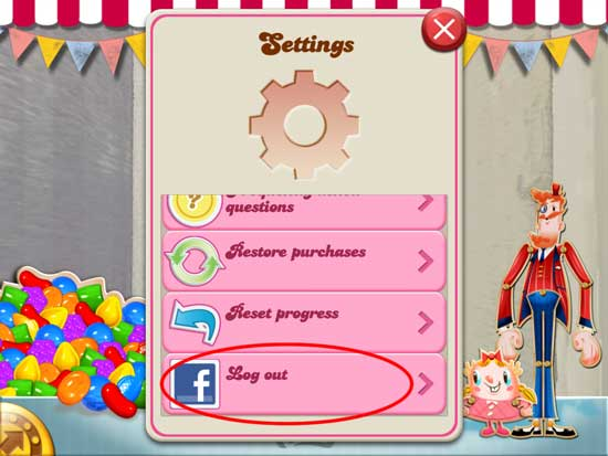 How-to-log-out-Candy-Crush-Saga-on-iPad,-iPad-Mini,-iPhone-or-android-devices--4