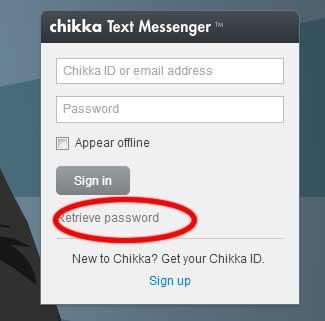 Chikka-Registration
