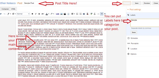 How to Start a Blog Step 5