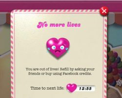 How to get free extra life on Candy Crush