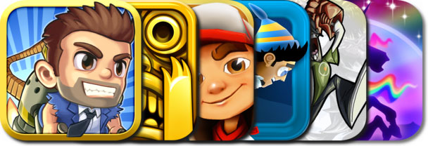 best endless runner games android