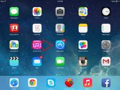 How-to-install-chikka-messenger-app-on-iPad-or-iPad-Mini-Step-1