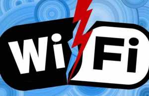 connected on wifi