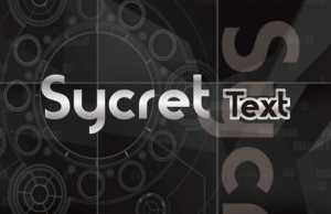 How to Install Sycret Text Application