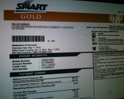 How to get smart billing statement online