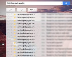 How to organize emails
