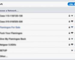 How to Change WiFi Name
