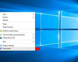 Change Windows 10 Themes