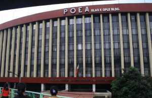 POEA website