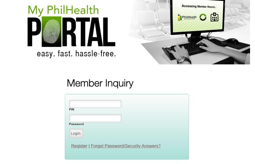 Philhealth-Member-Inquiry-FOrm