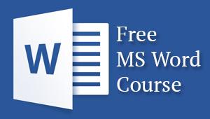 MS Word Tutorial