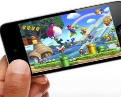 Nintendo games on Smartphone