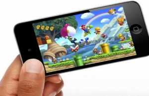 Nintendo games on Smartphone