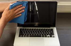How to clean your laptop