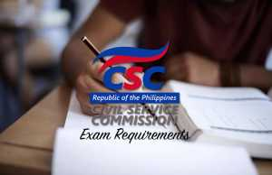Civil Service Exam Requirements