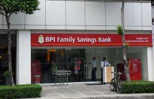 BPI savings account