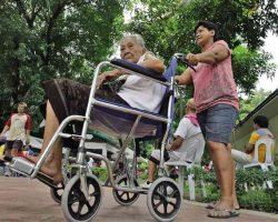Free Philhealth for senior citizen