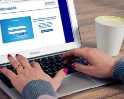 MetroBank Online banking