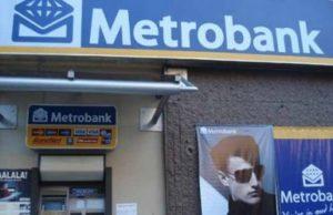 Metrobank ATM account