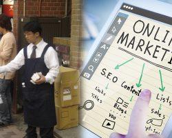 Traditional VS Online Marketing