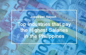 Top-Industries-with-high-salaries in the Philippines