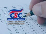 Civil-Service-Exam Schedule