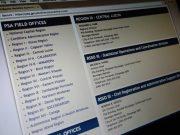 PSA-Directory
