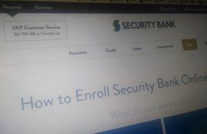 Register-aecurity-bank-account-online