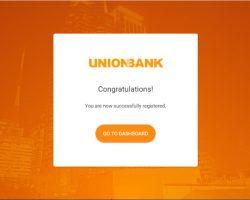 Register UnionBank-Online-Banking