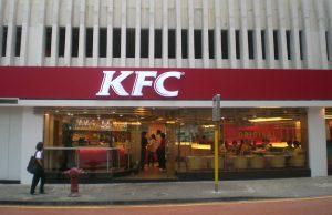 KFC-Delivery online