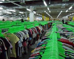 What to do in Used Clothing