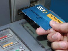 Report BDO ATM unauthorized transactions online