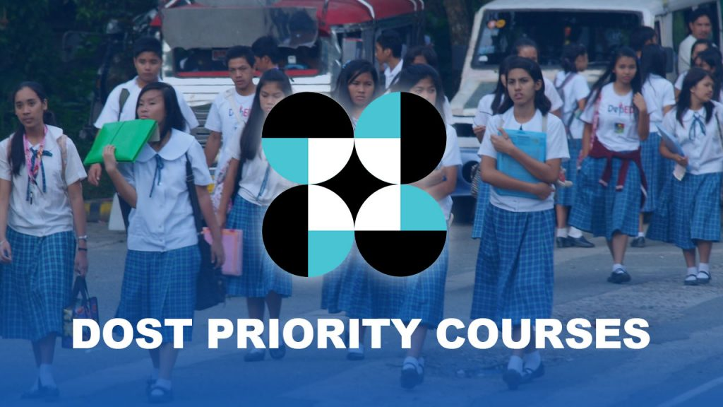 DOST-Priority-Courses