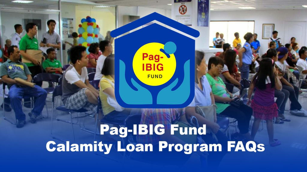 PAg-IBIG Calamity Loan FQs