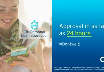 How to Apply for a Citibank Personal Loan – Approval in as fast as 24hrs