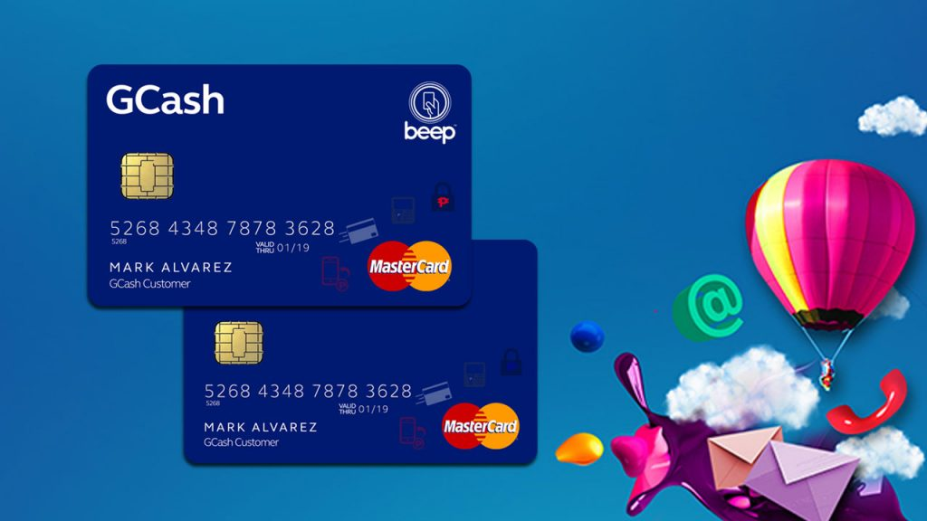 How to get GCash Mastercard